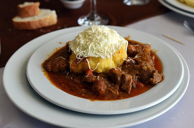 Restaurante rumano