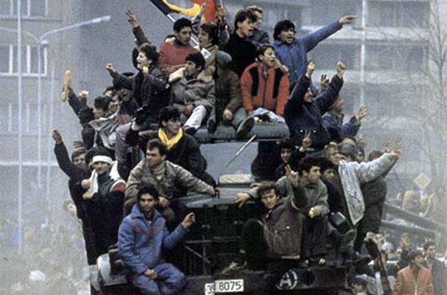 Revolución rumana de 1989 - Foto de Wikipedia