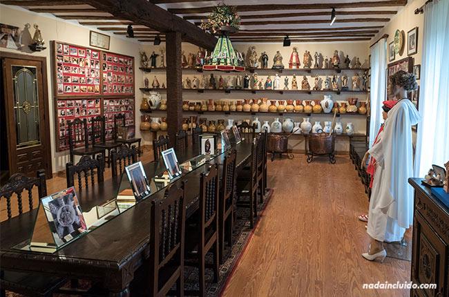 Museo de la cofradía de Santo Domingo de la Calzada (Rioja, España)