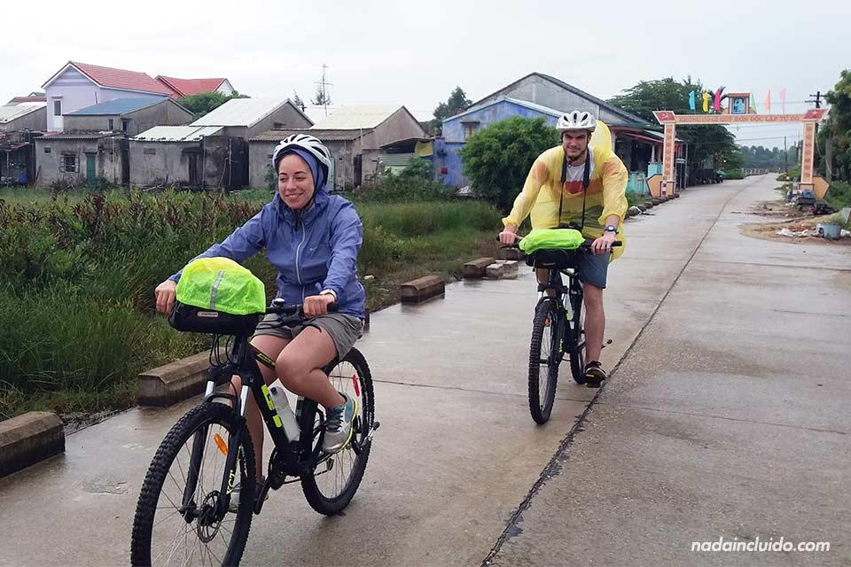 Ruta en bici por Hoi An y sus alrededores (Vietnam)