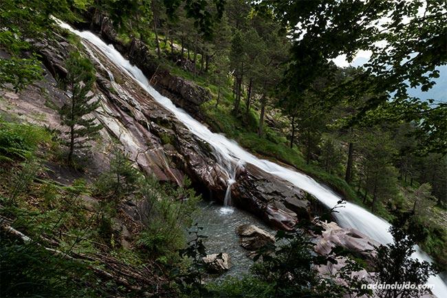 Valle de Pineta en el Parque Nacional de Ordesa y Monte Perdido (Sobrarbe, Aragón)