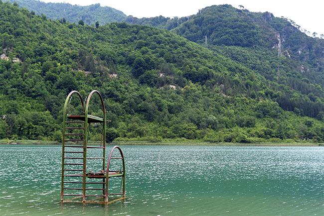 Lago Boracko Jezero