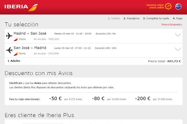 Guía para comprar billetes de avión baratos.  8)  Precio final