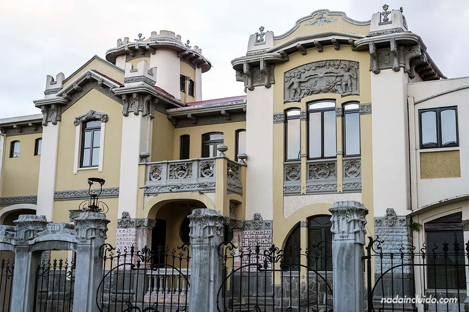 Casa colonial en San José (Costa Rica)