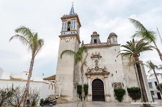 Parroquia Nuestra Señora de la O en Chipiona (Cádiz)