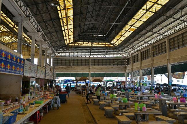 Mercado de Aranyaprathet (Tailandia)