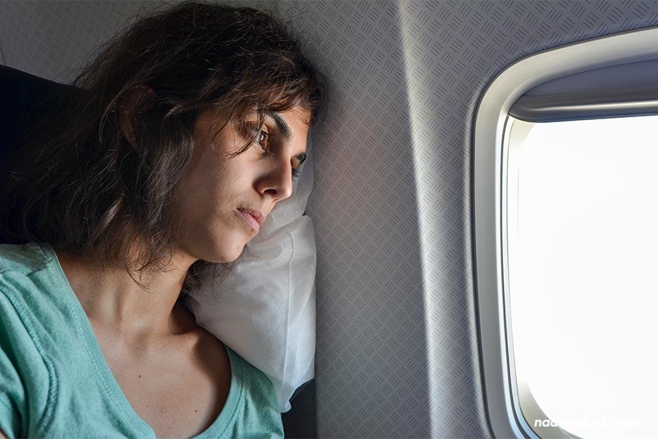Avión, Lima-Miami