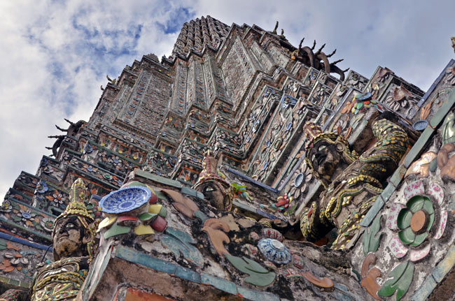Temple of Dawn en Bangkok