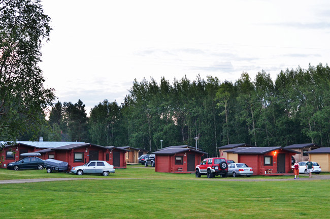 Camping Sodankylä (Finlandia