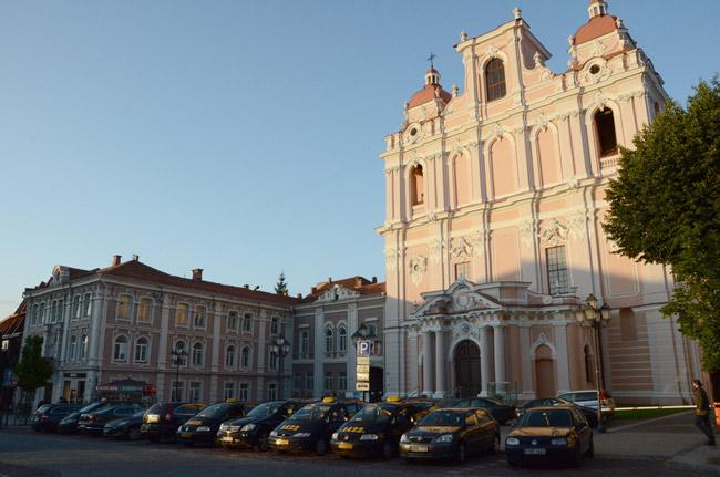 Centro histórico de Vilna, Lituania