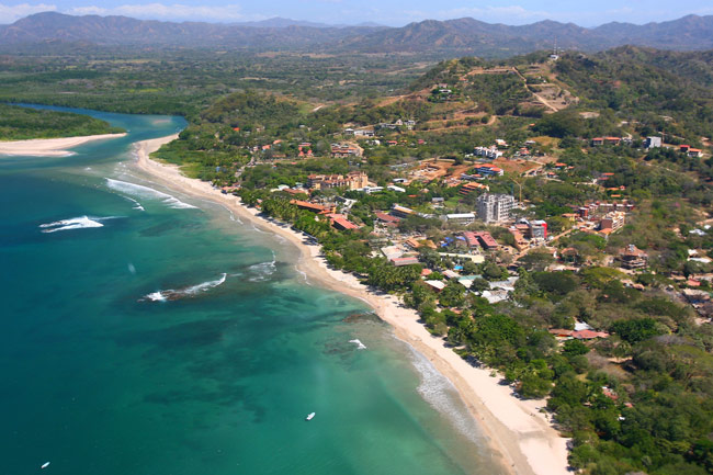 Costa Rica desde el aire