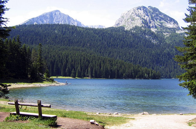 Parque Nacional Durmitor - Crno Jezero (Montenegro) - Foto Wikipedia