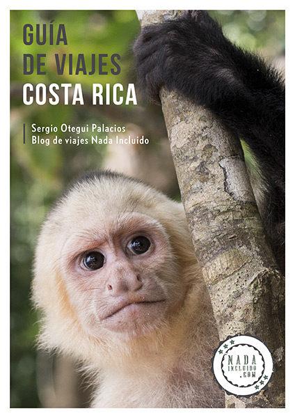 Portada de la Guía de viajes de Costa Rica de Nada Incluido