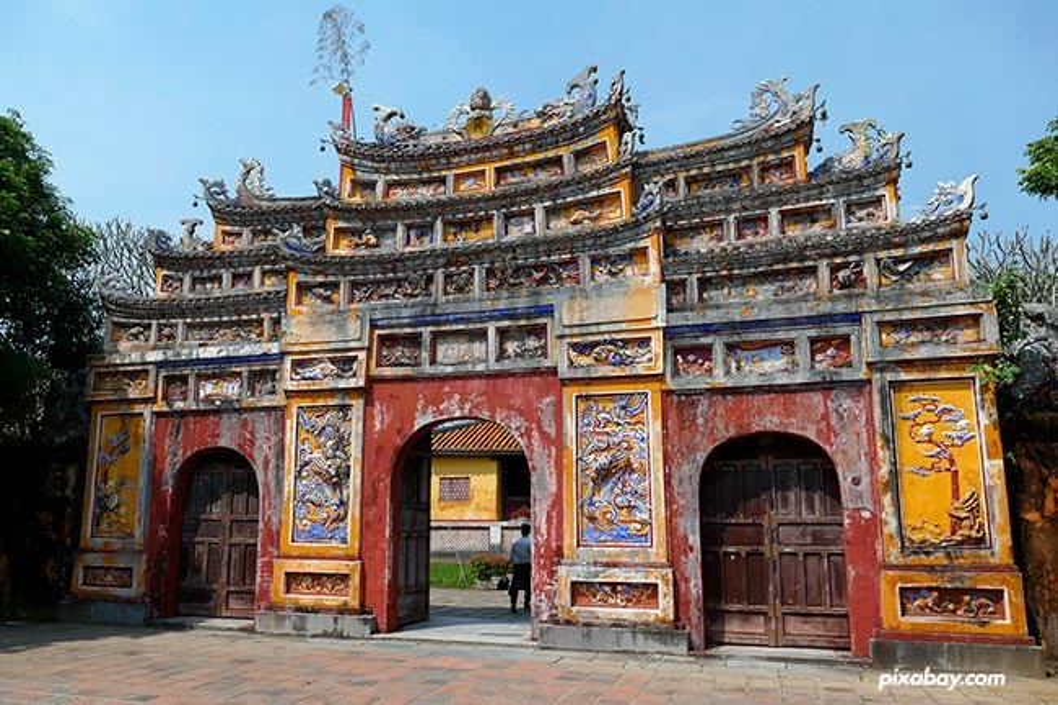 Ciudadela de Hue - Foto de Pixabay