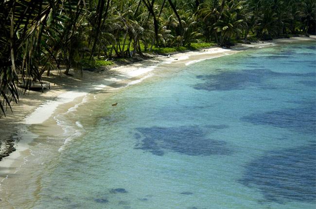 Isla Maíz en Nicaragua