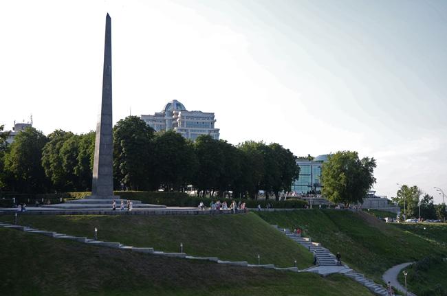 Parque de la gloria, Kiev (Ucrania)