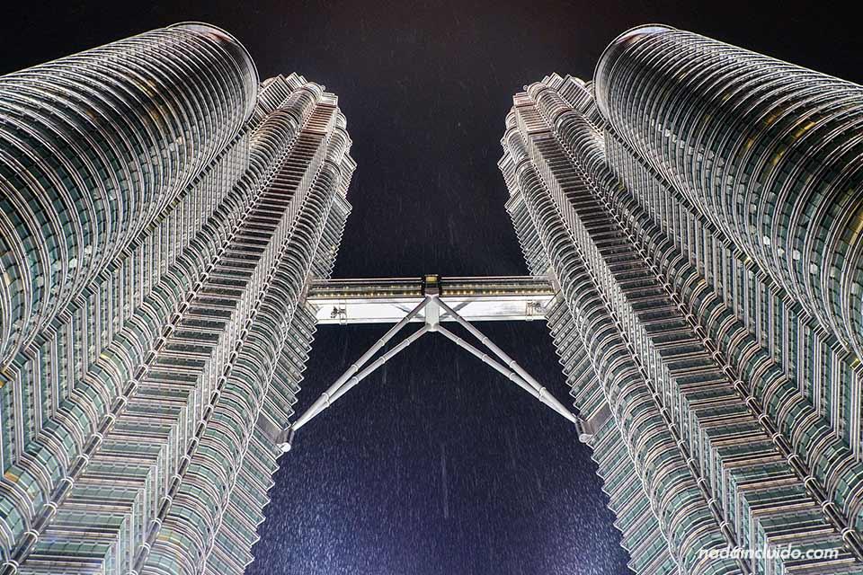 Petrona's Tower in Kuala Lumpur (Malasya)