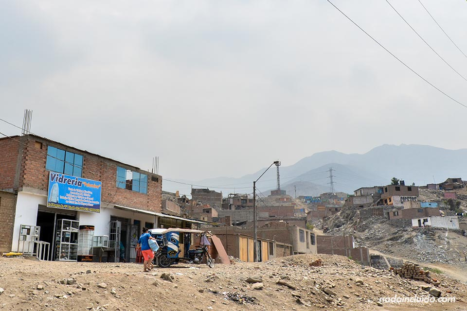 Lima,-Huachipa,-calle-(IV)
