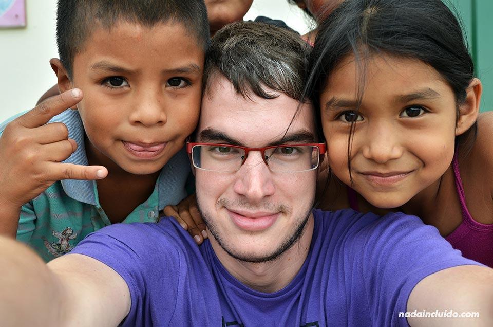 Lima, Jicamarca, niños (I)