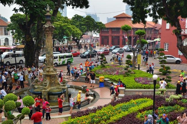 Dutch Square (Malaca, Malasia)