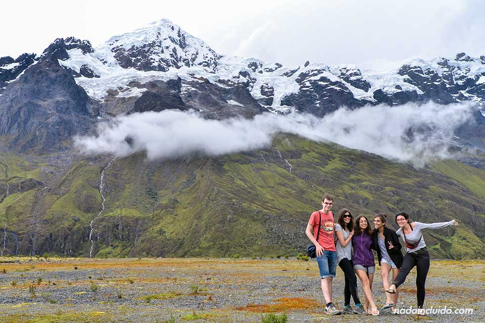Montaña Verónica, Perú