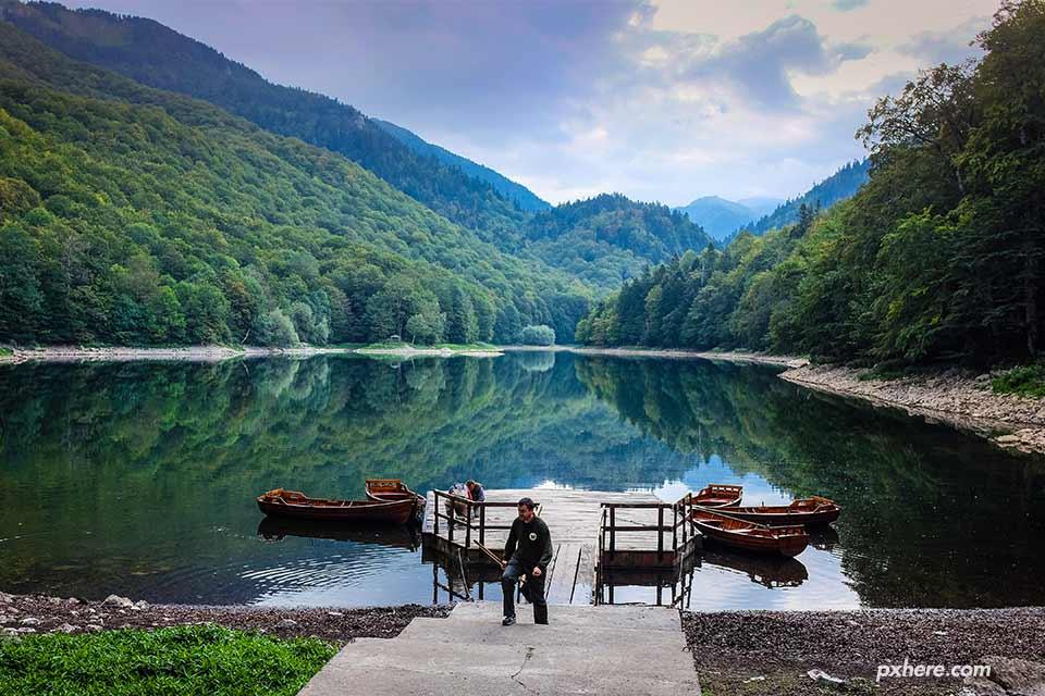 Parque Nacional Biogradska Gora (Montenegro) - Foto Wikipedia
