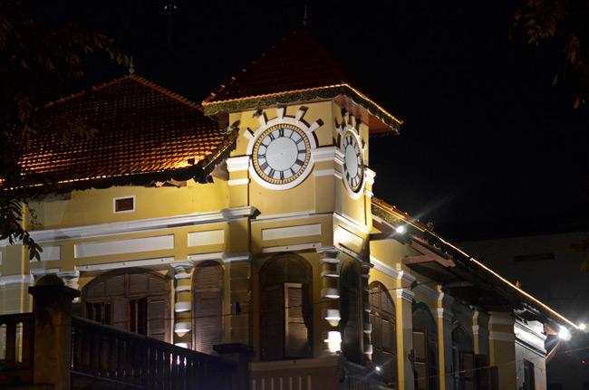 Paseo nocturnos por la capital de Camboya, Phnom Penh