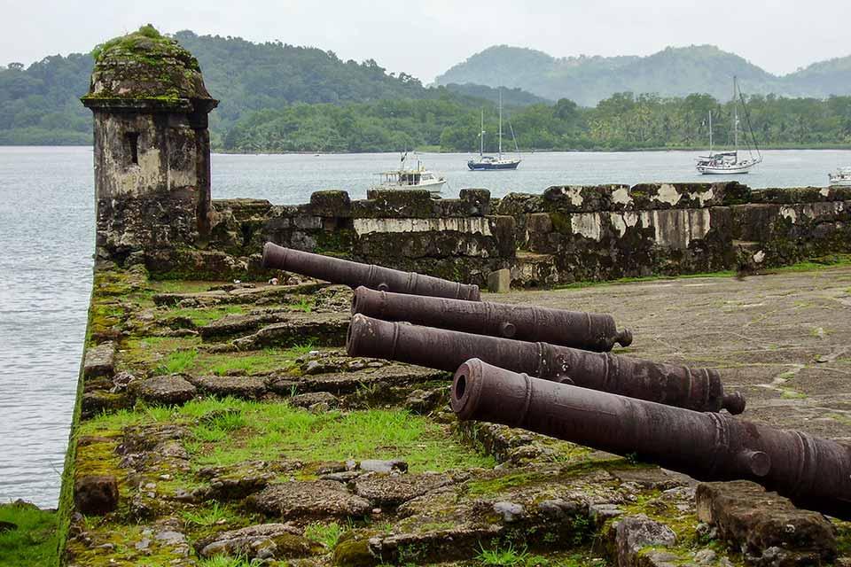 Portobelo, Panamá (foto de Wikipedia)