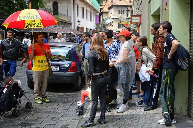 Free tour en español en el Barrio Judío de Praga (República Checa)