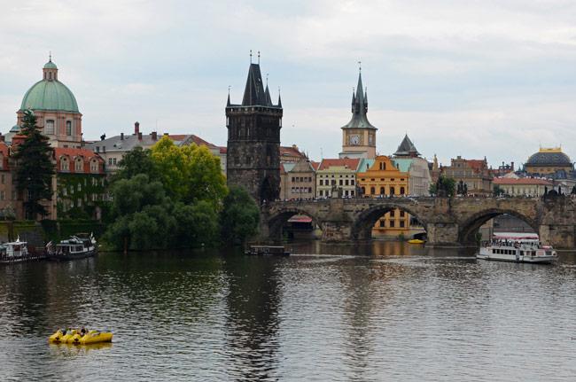 Puente de Praga (República Checa)