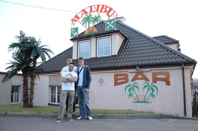 Motel Malibú en Szypliszki  (Polonia)