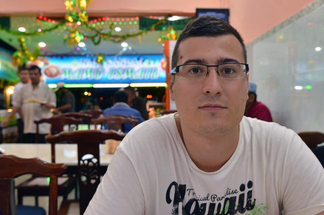 Muslim restaurant, Tanah Rata