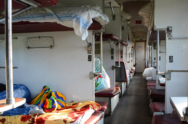 Tren muerte Donetsk - Mariupol (Ucrania)