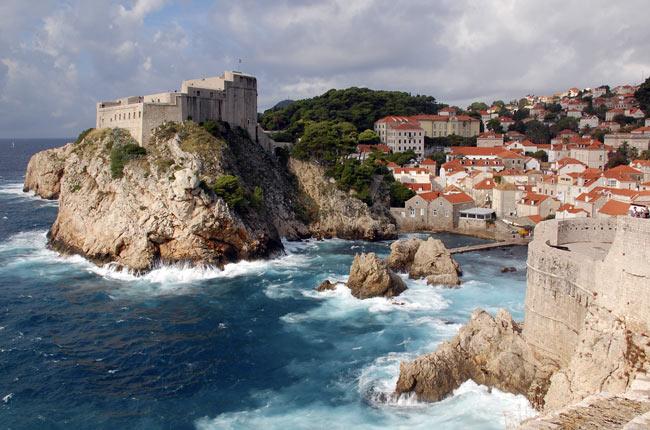 Casco antiguo de Dubrovnik (Croacia)