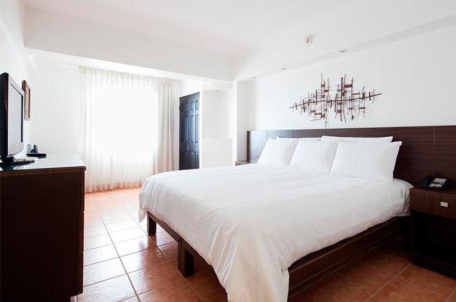 Habitación del Hotel Presidente en San José (Costa Rica)