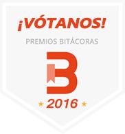 Votar a Nada Incluido en los Premios Bitacoras.com
